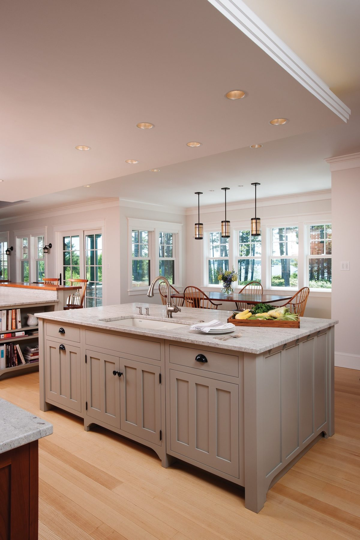 100 maine coast kitchen design portland maine shopping guide coastal living select your - Kitchen design portland maine ...