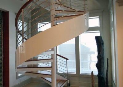 Interior Spiral Stair